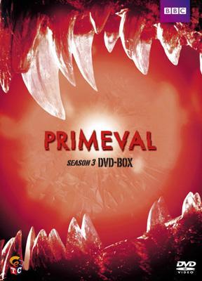 プライミーバル 恐竜復活 シーズン3 DVD-BOX