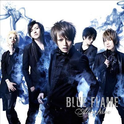 BLUE FLAME (+DVD)【初回限定盤A】