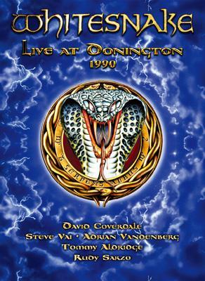 Live At Donington 1990 初回限定盤スペシャル・エディショ ン【DVD+2CD/日本語字幕・歌詞・対訳・日本語解説付】