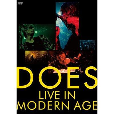 LIVE in MODERN AGE (Blu-ray)