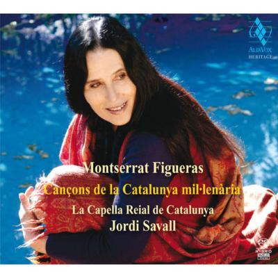 Cancons de la Catalunya Mil-lenaria : Figueras(S)Savall / Capella Reial Catalunya