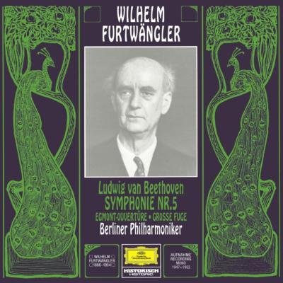 交響曲第5番『運命』、『エグモント』序曲(1947)、大フーガ(1952) フルトヴェングラー&ベルリン・フィル(シングルレイヤー)(限定盤)