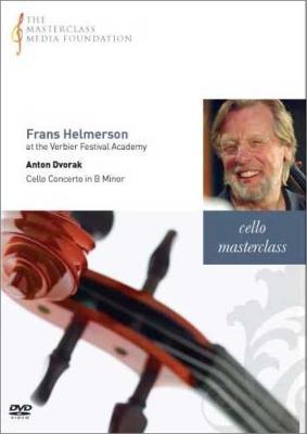 フランス・ヘルメルソン マスタークラス〜ドヴォルザーク:チェロ協奏曲より