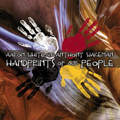 Handprints Of Our People (Jewel Case)