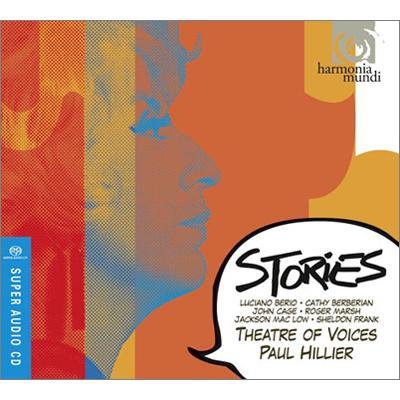 『STORIES』 ポール・ヒリアー&シアター・オブ・ヴォイセズ
