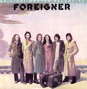 Foreigner (高音質盤/180グラム重量盤レコード/Mobile Fidelity)