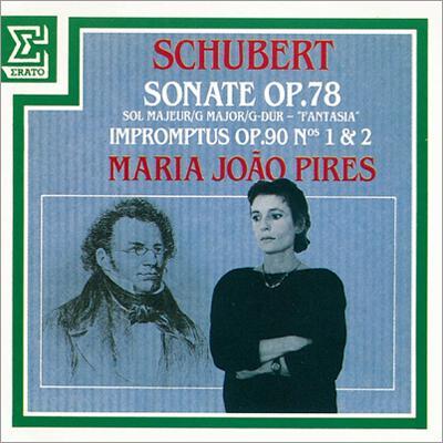 ピアノ・ソナタ第18番『幻想』、他 マリア・ジョアン・ピリス(p)