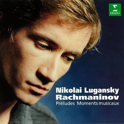 前奏曲集、楽興の時 ニコライ・ルガンスキー(p)