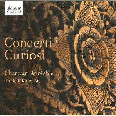 Concerti Curiosi: Kah-ming Ng / Charivari Agreable Savan(Tp)