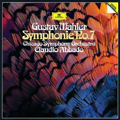 symphony no 7 abbado chicago symphony orchestra mahler 1860 1911 hmv books online. Black Bedroom Furniture Sets. Home Design Ideas
