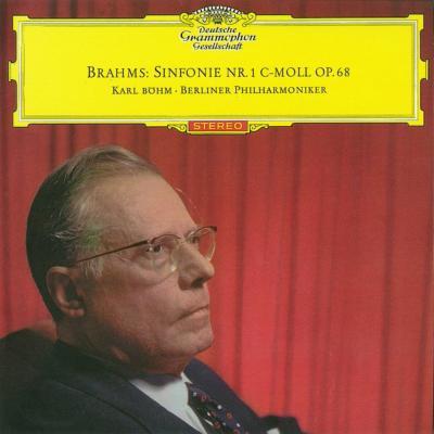 交響曲第1番 ベーム&ベルリン・フィル(シングルレイヤー)(限定盤)