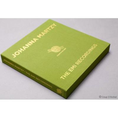 ヨハンナ・マルツィ EMIレコーディングス(10LP限定盤)