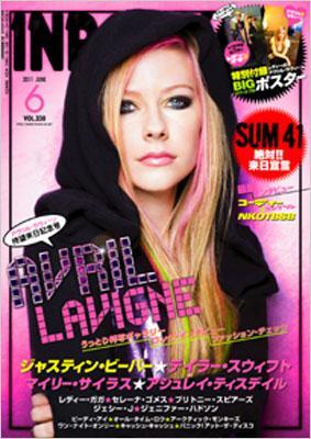 IN ROCK 2011年6月号