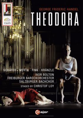 『テオドーラ』全曲 ロイ演出、ボルトン&フライブルク・バロックオーケストラ、シェーファー、B.メータ、他(2009 ステレオ)(2CD)