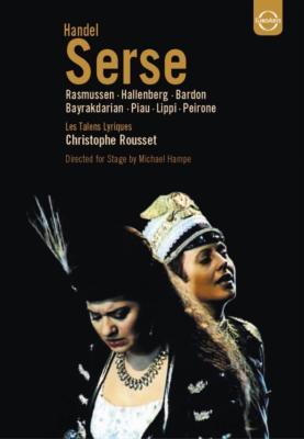 『セルセ』全曲 ハンペ演出、ルセ&レ・タラン・リリク、ラスマッセン、バイラクダリアン、ピオー、他(2000 ステレオ)