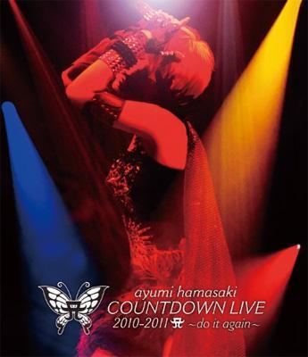 ayumi hamasaki COUNTDOWN LIVE 2010-2011 A 〜do it again〜(Blu-ray)