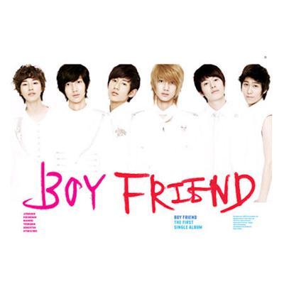 Single Album Vol.1: Boyfriend