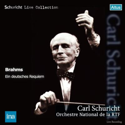 ドイツ・レクィエム シューリヒト&フランス国立放送管弦楽団(1955)