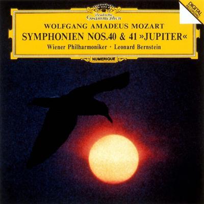 交響曲第40番、第41番『ジュピター』 バーンスタイン&ウィーン・フィル