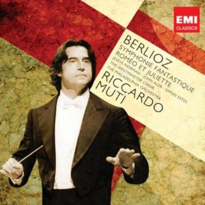 幻想交響曲、劇的交響曲『ロメオとジュリエット』 ムーティ&フィラデルフィア管弦楽団、ノーマン、エイラー、エステス(2CD)