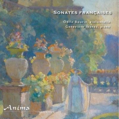 French Cello Sonatas: Ibanez(Vc)Bourin(P)