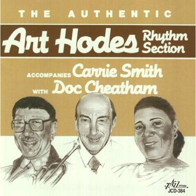 Accompanies Carrie Smith With Doc Cheatham