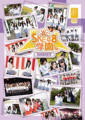 SKE48学園 DVD-BOX V