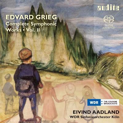 管弦楽曲全集第2集〜2つの悲しい旋律、ホルベルク組曲、2つのノルウェーの旋律 オードラン&ケルン放送響
