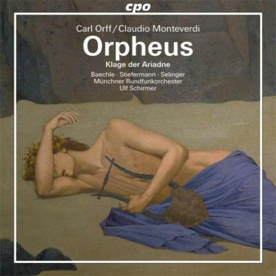歌劇『オルフェオ』全曲、『アリアドネの嘆き』 シルマー&ミュンヘン放送管、ベヒレ、ゼリンガー、他(2010 ステレオ)