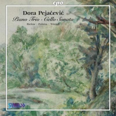 ピアノ三重奏曲、チェロ・ソナタ ポルテラ、ビエロフ、トリエンドル