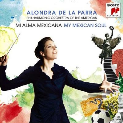 My Mexican Soul: Philharmonic Orchestra Of The Americas (1cd)