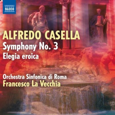 交響曲第3番、英雄のエレジー ラ・ヴェッキア&ローマ交響楽団