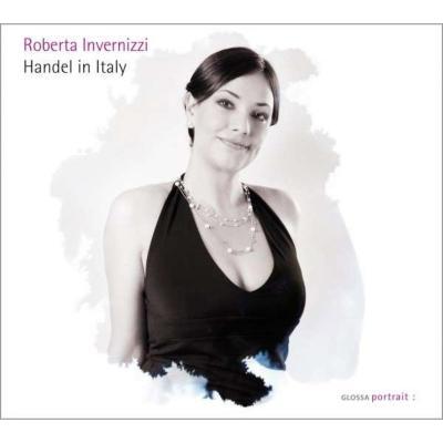 『イタリアのヘンデル〜カンタータからのアリア集』 インヴェルニッツィ、ボニッツォーニ&ラ・リゾナンサ(2CD)