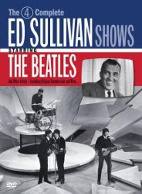 4 Complete Ed Sullivan Shows