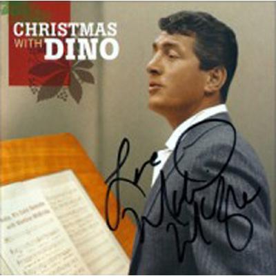 Christmas With Dino (Martina Mcbride's Autographed)