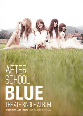 4th Single Album: Blue