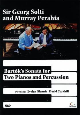 2台のピアノと打楽器のためのソナタ ショルティ&ペライア