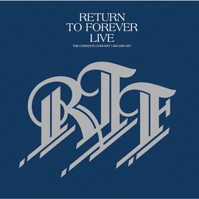 Return To Forever Live The Complete Concert
