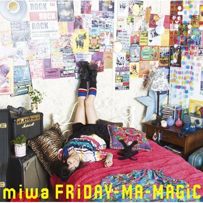 FRiDAY-MA-MAGiC (+DVD)【初回限定盤】
