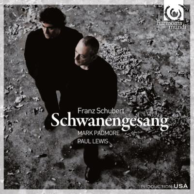 歌曲集『白鳥の歌』、流れの上で、星 パドモア、ポール・ルイス、R.ワトキンス