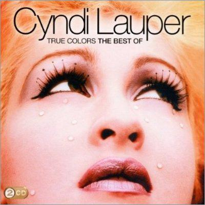 True Colors : The Best Of Cyndi Lauper