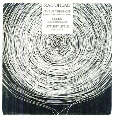 Radiohead Remixes / Give Up the Ghost / Codex (12インチ・シングルレコード)