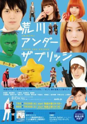 荒川アンダー ザ ブリッジ DVD-BOX | HMV&BOOKS online - KIBF-955/8