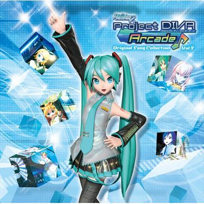 Hatsune Miku -Project Diva Arcade-Original Song Collection Vol.2