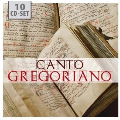 グレゴリオ聖歌集(10CD)