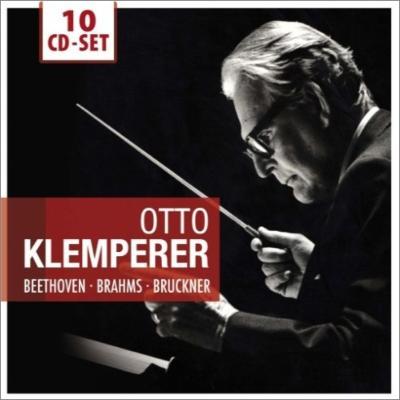 オットー・クレンペラー名演集〜ベートーヴェン、ブラームス、ブルックナー(10CD)