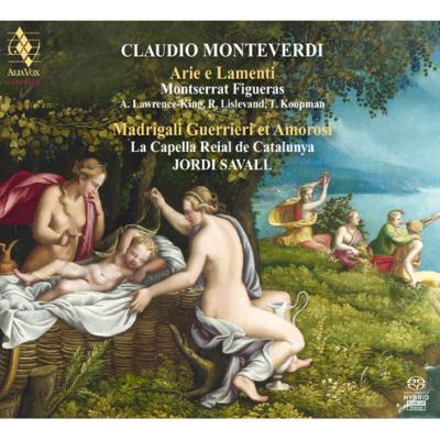戦いと愛のマドリガル集、ラメンティ サヴァール&ラ・カペッリャ・レイアル・デ・カタルーニャ、フィゲーラス、コープマン、パンドルフォ、他(2SACD)