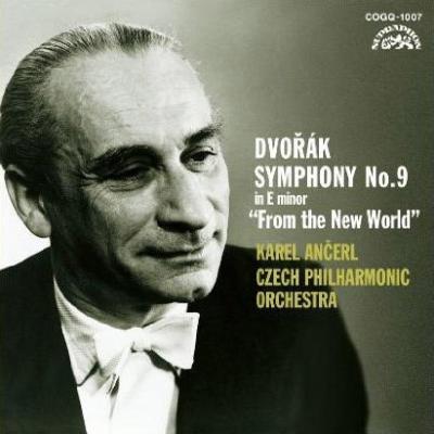 交響曲第9番『新世界より』 アンチェル&チェコ・フィル(シングルレイヤー)(限定盤)
