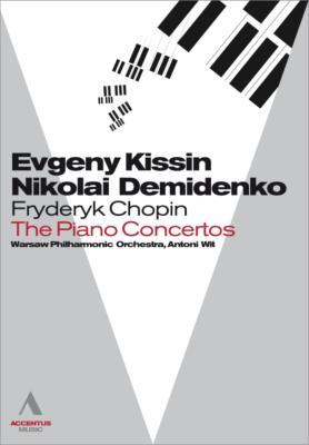 Piano Concerto, 1, 2, : Demidenko Kissin(P)Wit / Warsaw Po