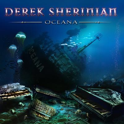 oceana derek sherinian hmv books online 73482